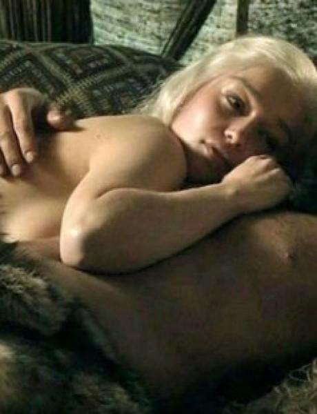 """Najbolje seksi scene iz serije """"Igra prestola"""""""