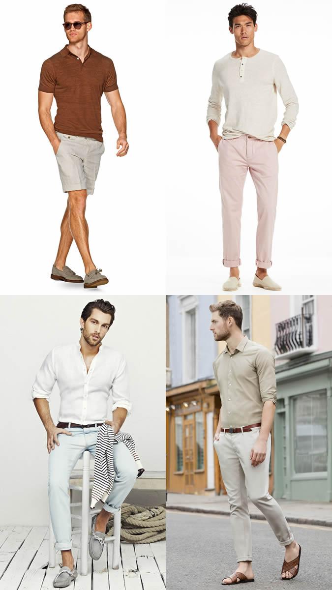 summer style 5 Letnji stilski vodič za moderne muškarce