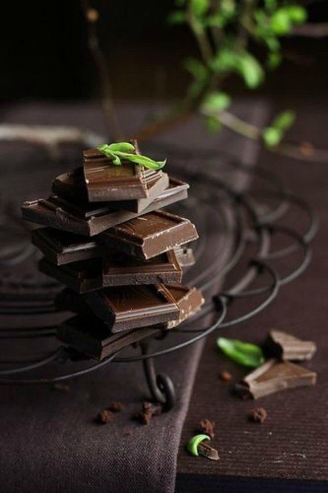 crna cokolada 2 Zdravlje u slatkišu: Sve prednosti crne čokolade