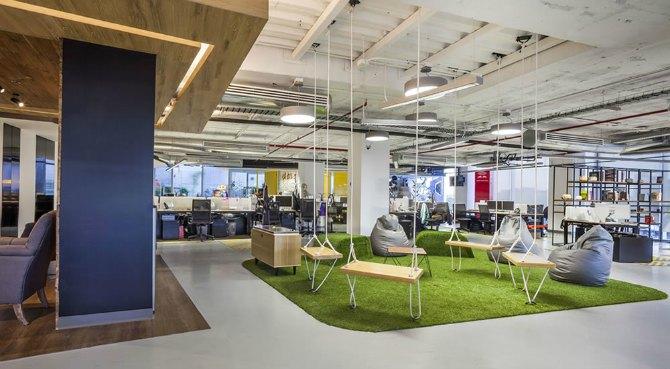 red bull 3 Savremene, urbane i kul: Kancelarije širom sveta koje će te ostaviti bez teksta