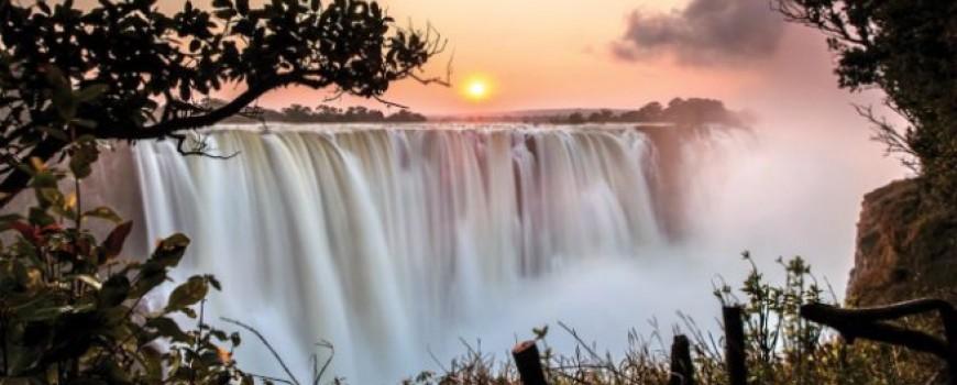 5 zapanjujućih vodopada koji postoje u svetu
