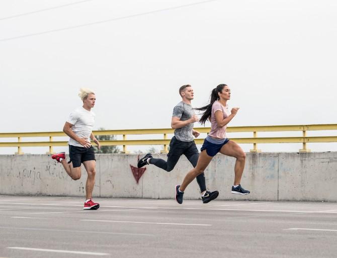 Leon Aleksandar Radojicic Milica Mandic Intervju: Leon o trčanju, zdravom životu i Nike BGD 10k trci