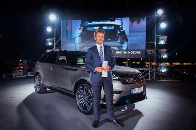 RR VELAR 01s Range Rover Velar nakon svetske premijere svečano predstavljen i u Beogradu