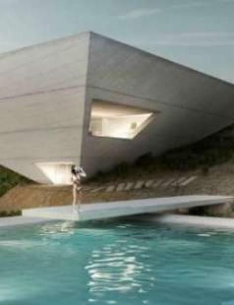 Da li ovako izgleda kuća iz daleke budućnosti?