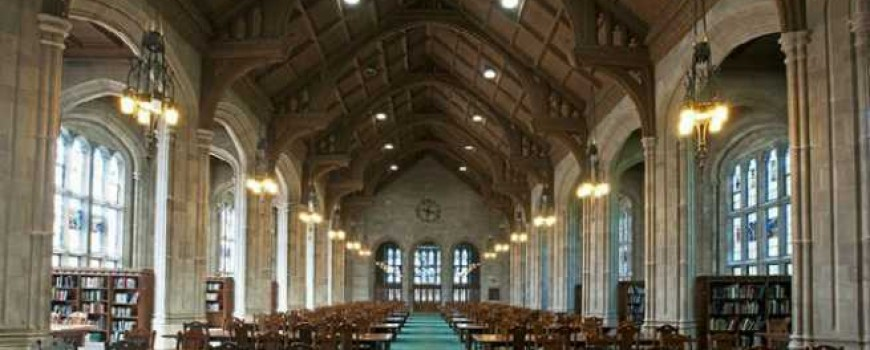 Najbolje univerzitetske biblioteke u Sjedinjenim Američkim Državama