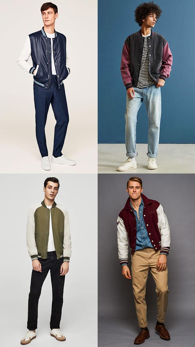 jesenje jakne muska moda 1 Trendi kul jakne za jesenju sezonu