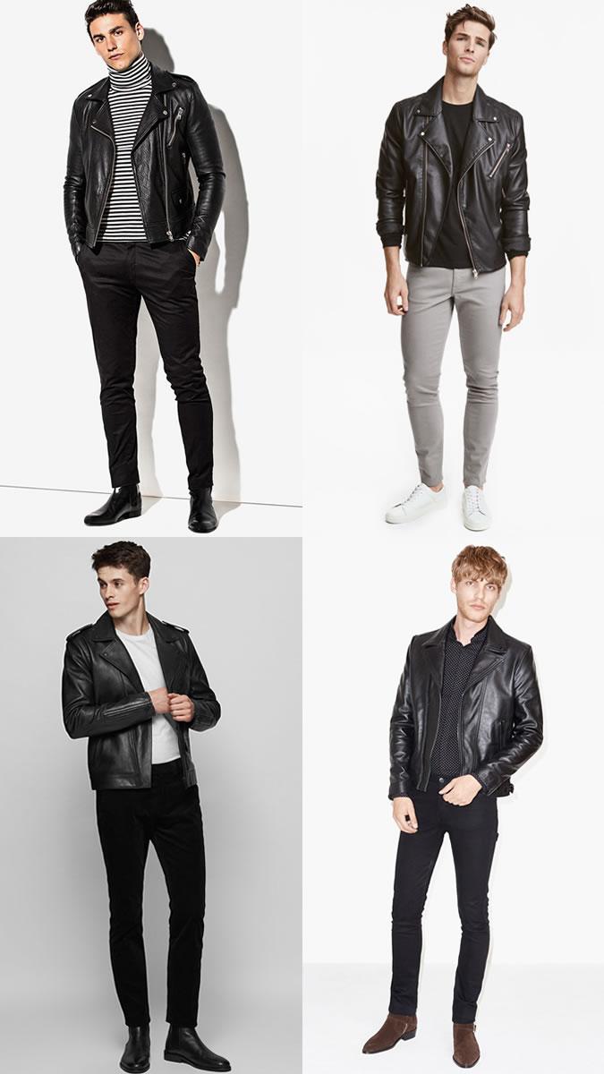 jesenje jakne muska moda 2 Trendi kul jakne za jesenju sezonu