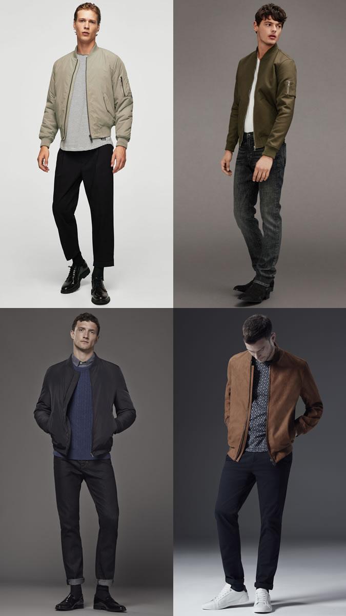 jesenje jakne muska moda 3 Trendi kul jakne za jesenju sezonu