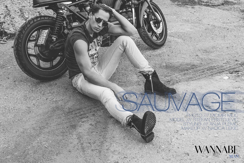 Wannabe Man editorijal: SAUVAGE