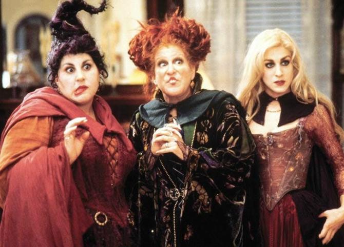 2 15 najboljih nezastrašujućih filmova za Noć veštica