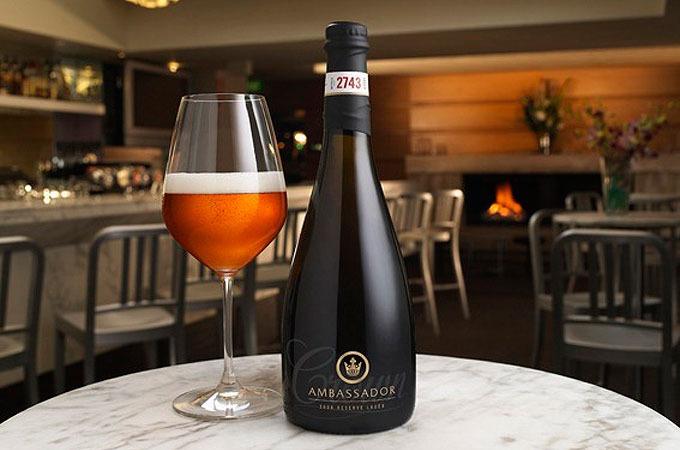 CROWN AMBASSADOR RESERVE Za sve pivopije: top 7 najskupljih piva na svetu