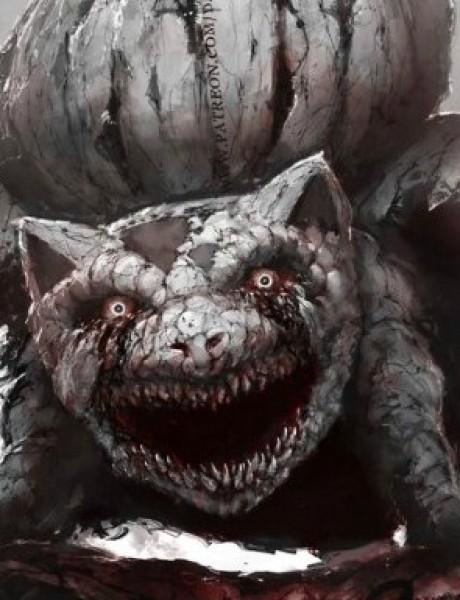 Kada Pokemoni postanu čudovišta to izgleda ovako!