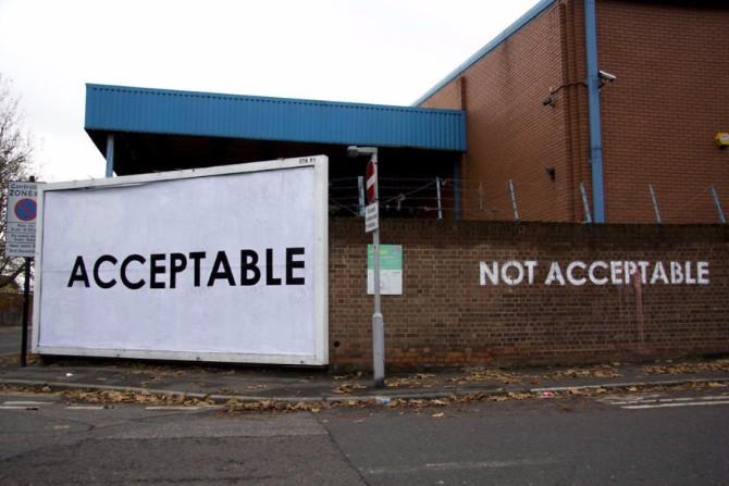 Ove ironične poruke na ulicama Velike Britanije je nemoguće ne primetiti 2 Ove ironične poruke na ulicama Velike Britanije je nemoguće ne primetiti!