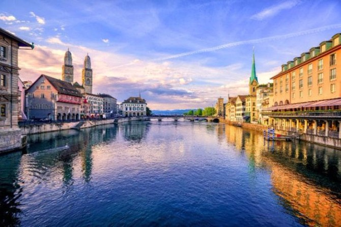 cirih Top 10 najboljih gradova za život