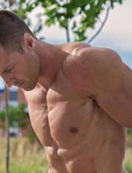 Najbolje vežbe za dobijanje mišićne mase