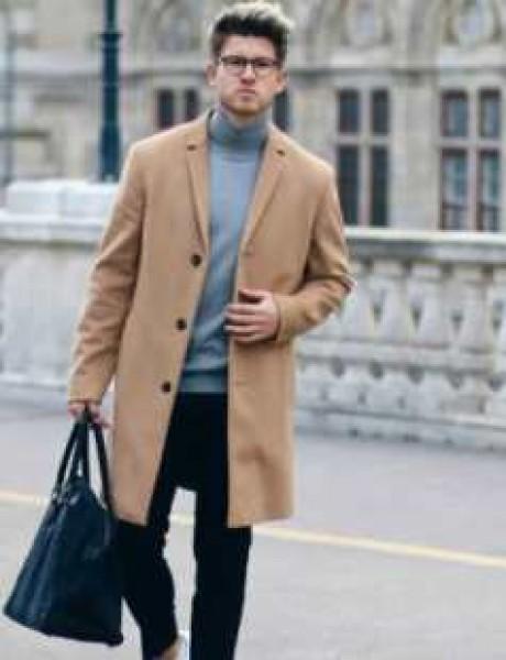 """Najbolji muški kaputi za """"preživljavanje"""" zime sa stilom"""