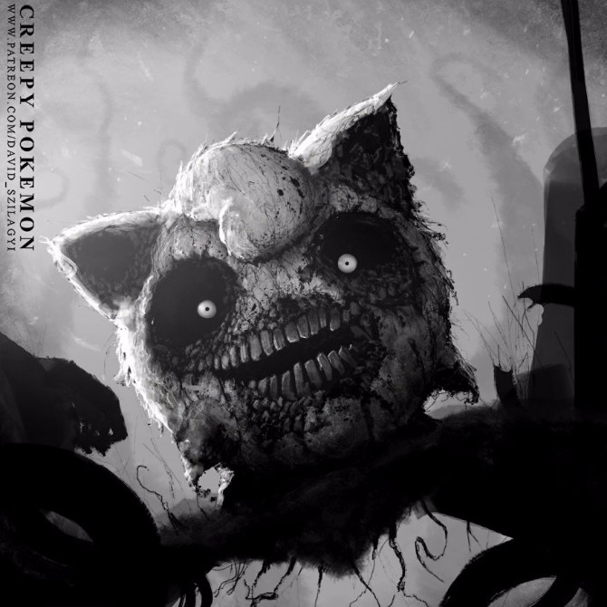 pokemon2 Kada Pokemoni postanu čudovišta to izgleda ovako!