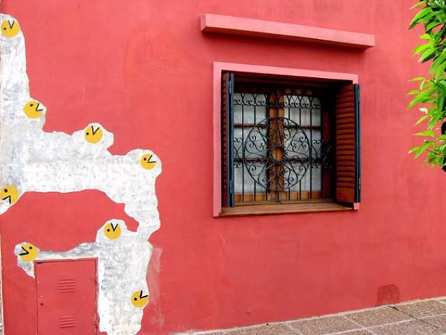 zanimljivi gradski grafiti 3 Grafiti koji će te nasmejati već pri prvom pogledu