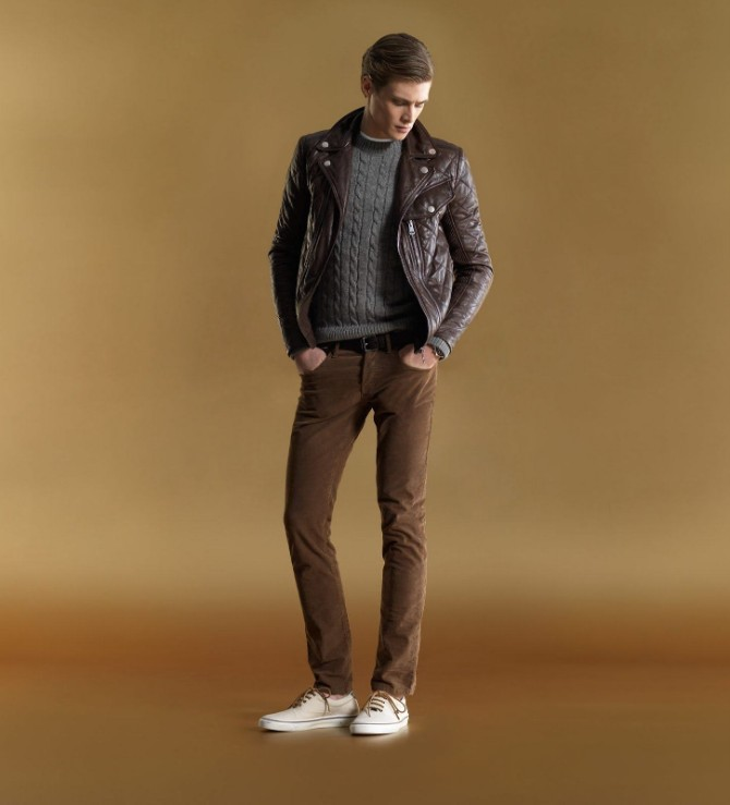 Corduroys pantalone #Bestylish: Modeli pantalona koje bi svaki muškarac trebalo da ima