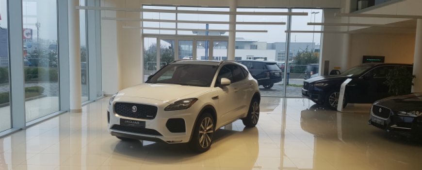 Nova mačka i rekorder porodice Jaguar – Pretpremijera E-PACE u Srbiji
