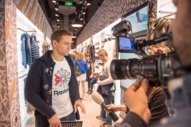 Luka Raco The Athletes Foot prodavnica u TC Rajićeva je nova omiljena šoping destinacija za sve muškarce sa stilom
