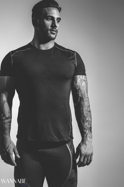 Stevan Stevanović1 Workout with models: Vežbe uz koje možeš lako da održiš zategnuto telo (VIDEO)