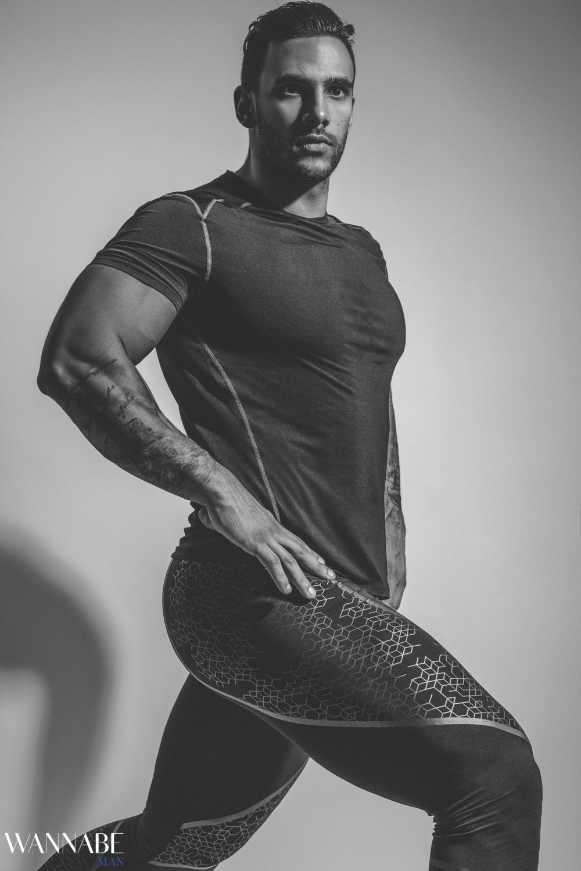 Stevan Stevanović3 Workout with models: Vežbe uz koje možeš lako da održiš zategnuto telo (VIDEO)