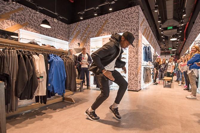 Tito Garmendia 2 The Athletes Foot prodavnica u TC Rajićeva je nova omiljena šoping destinacija za sve muškarce sa stilom