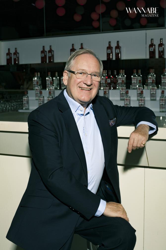 dezmond pejn1 Intervju: Dezmond Pejn o kulturi ispijanja džina i njegovoj popularnost + RECEPT za savršeni džin  koktel