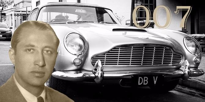 dzejms bond 4 Duško Popov ili čovek koji je zaslužan što postoji Džejms Bond?