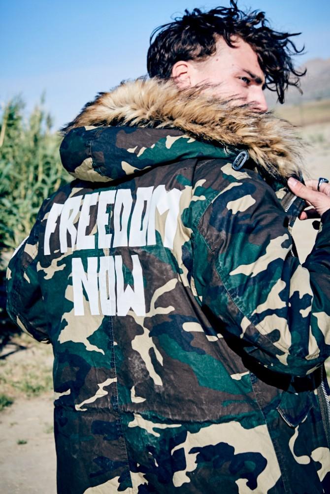 jakna1 Replay predstavio ultra laki perjani mantil sa dva lica od revolucionarnog ThindownTM materijala, za sezonu jesen/zima 2017 18