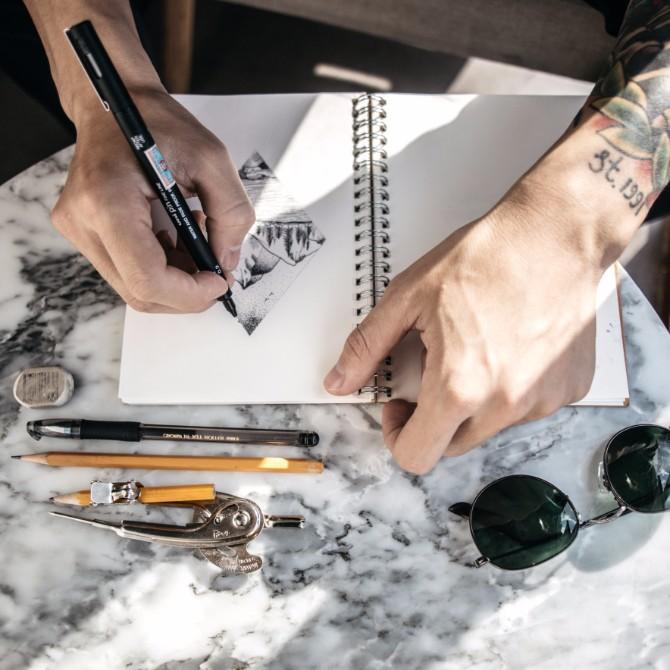 muskarac umetnik Kako da budeš uspešan stvaralac?