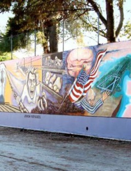 "Istorija naslikana na zidu – ""The Greate Wall"" u Los Anđelesu"