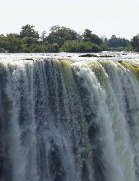 Turistički izazov: Đavolji bazen na Viktorijinim vodopadima