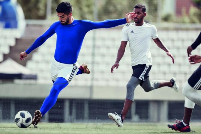 SUAREZ 2 Revolucija u sportu: Suarez dobio novu kožu