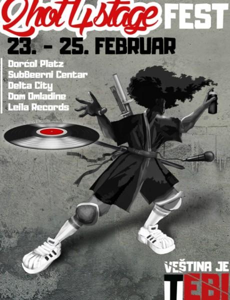 2hot4stage fest – jedan od najvećih hip hop događaja u regionu