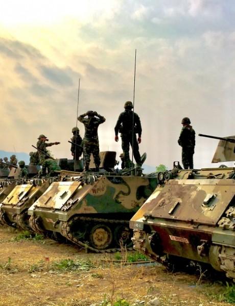 Ratne igre: Najmoćniji i najskuplji tenkovi