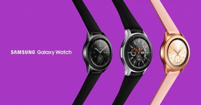 Galaxy Watch e1533892966554 Budite stalno povezani bez obzira na to gde se nalazite sa novim Samsung Galaxy satom