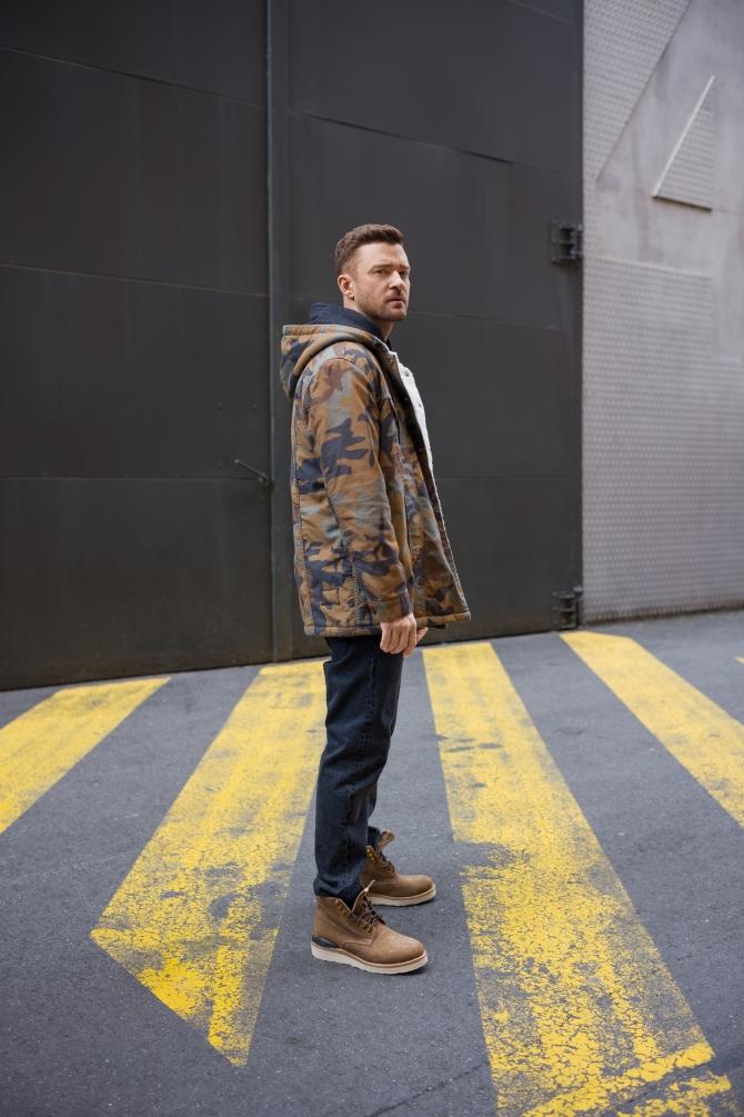 3 1 Levis® i Justin Timberlake predstavljaju kolekciju Fresh Leaves