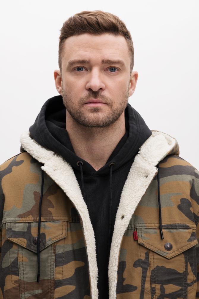 4 1 Levis® i Justin Timberlake predstavljaju kolekciju Fresh Leaves