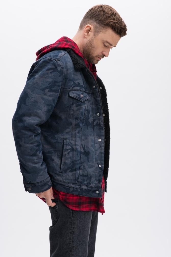 5 1 Levis® i Justin Timberlake predstavljaju kolekciju Fresh Leaves