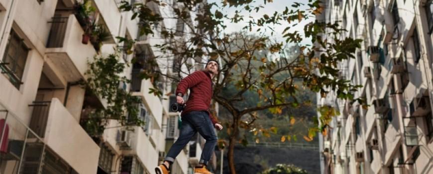 Timberland CITYROAM: U potrazi za skrivenim delovima prirode u urbanoj džungli