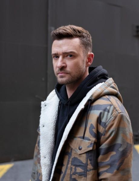 """Levi's® i Justin Timberlake predstavljaju kolekciju """"Fresh Leaves"""""""