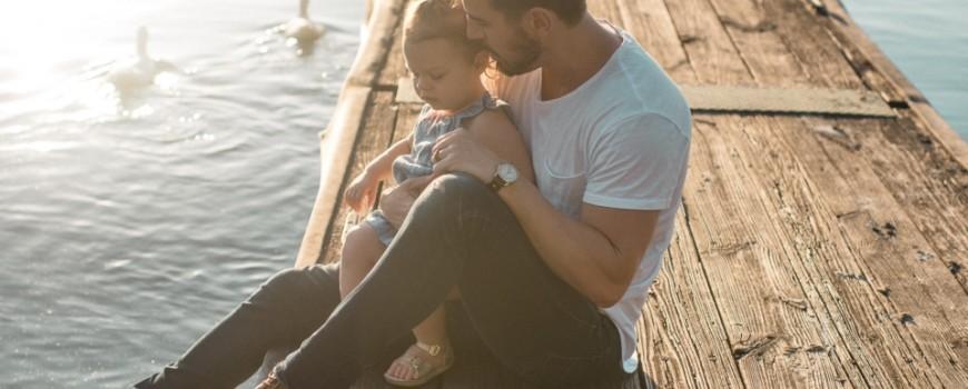 Kako da shvatiš i odigraš ulogu oca