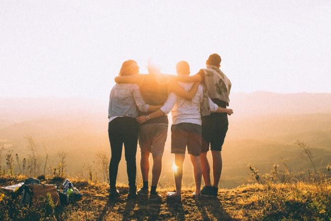prijatelji 1 Tipovi prijatelja koji su ti potrebni u životu
