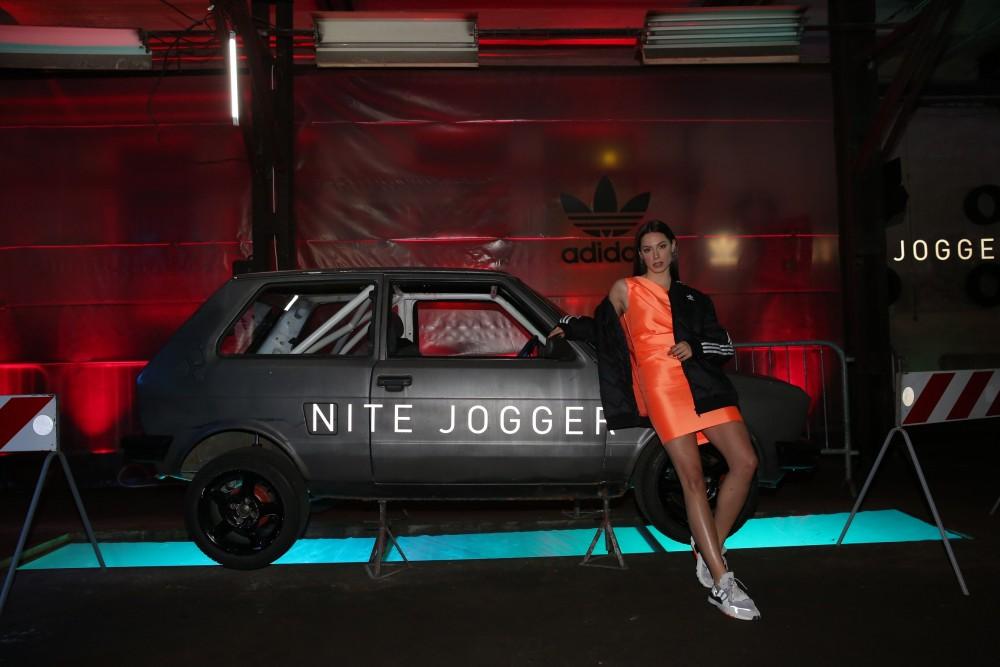 Sara Jo e1556091379539 adidas Nite Jogger: Spektakularna žurka u čast svih mladih umetnika koji stvaraju noću