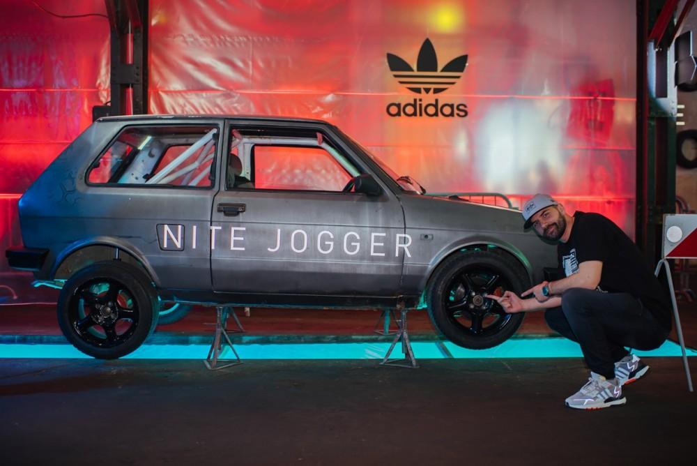Struka e1556091731907 adidas Nite Jogger: Spektakularna žurka u čast svih mladih umetnika koji stvaraju noću