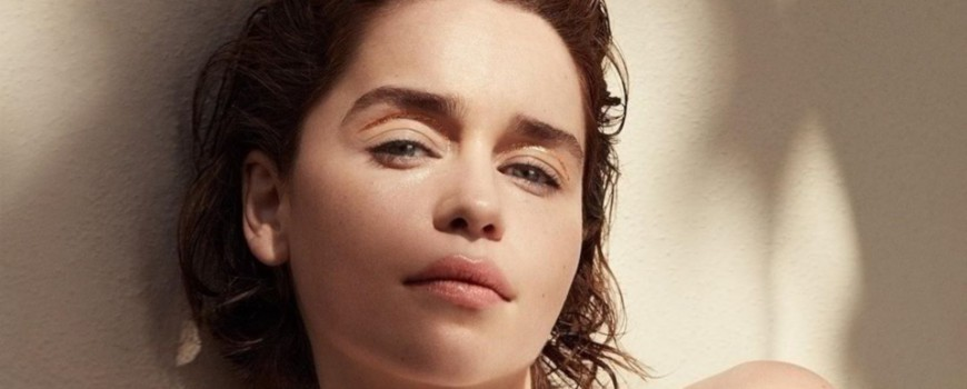 WOMAN CRUSH WEDNESDAY: Emilia Clarke
