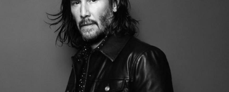 Keanu Reeves je novo zaštitno lice Yves Saint Laurent