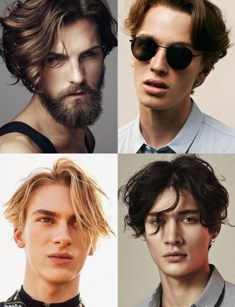 Popularne muške frizure za leto